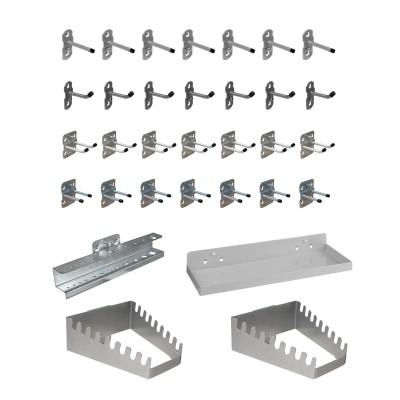 Lochwand-Platten