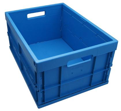Einkaufs klappbox 47 5x35x24 cm lxbxh w nde boden for Boden direct co uk