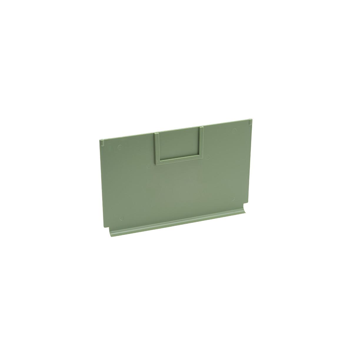 trennwand f r regal lagerkasten typ 3 mit eitkettenrahmen. Black Bedroom Furniture Sets. Home Design Ideas