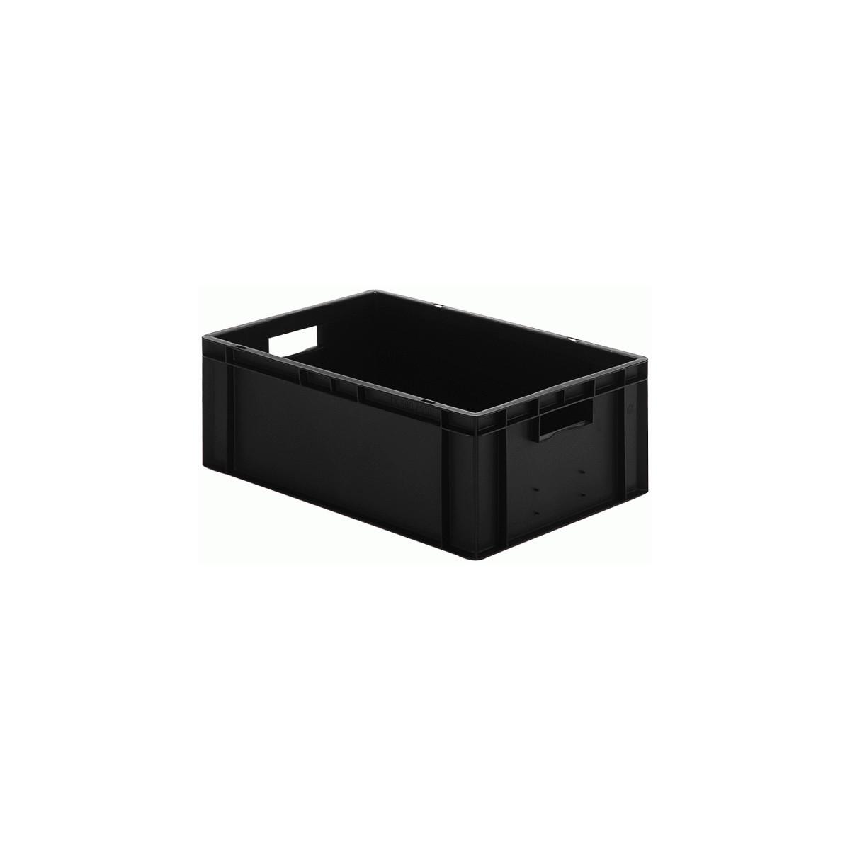 esd transport stapelbox tkl 600 210 0 600x400x210 mm. Black Bedroom Furniture Sets. Home Design Ideas
