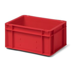 Transport-Stapelkasten TK 300/145-0, rot, 300x200x145 mm...