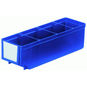 VE (16 St.) Regalkasten RK 300/93, blau, 300 x 93 x 83 mm...