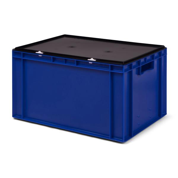 stapelboxen mit deckel transport und stapelboxen. Black Bedroom Furniture Sets. Home Design Ideas