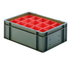 Euro-Format Stacking Container TK 400/145-0, 145x400x300...
