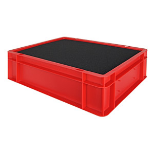 Transport-Stapelbox TK-RS 400/120-0, 400x300x120 mm...